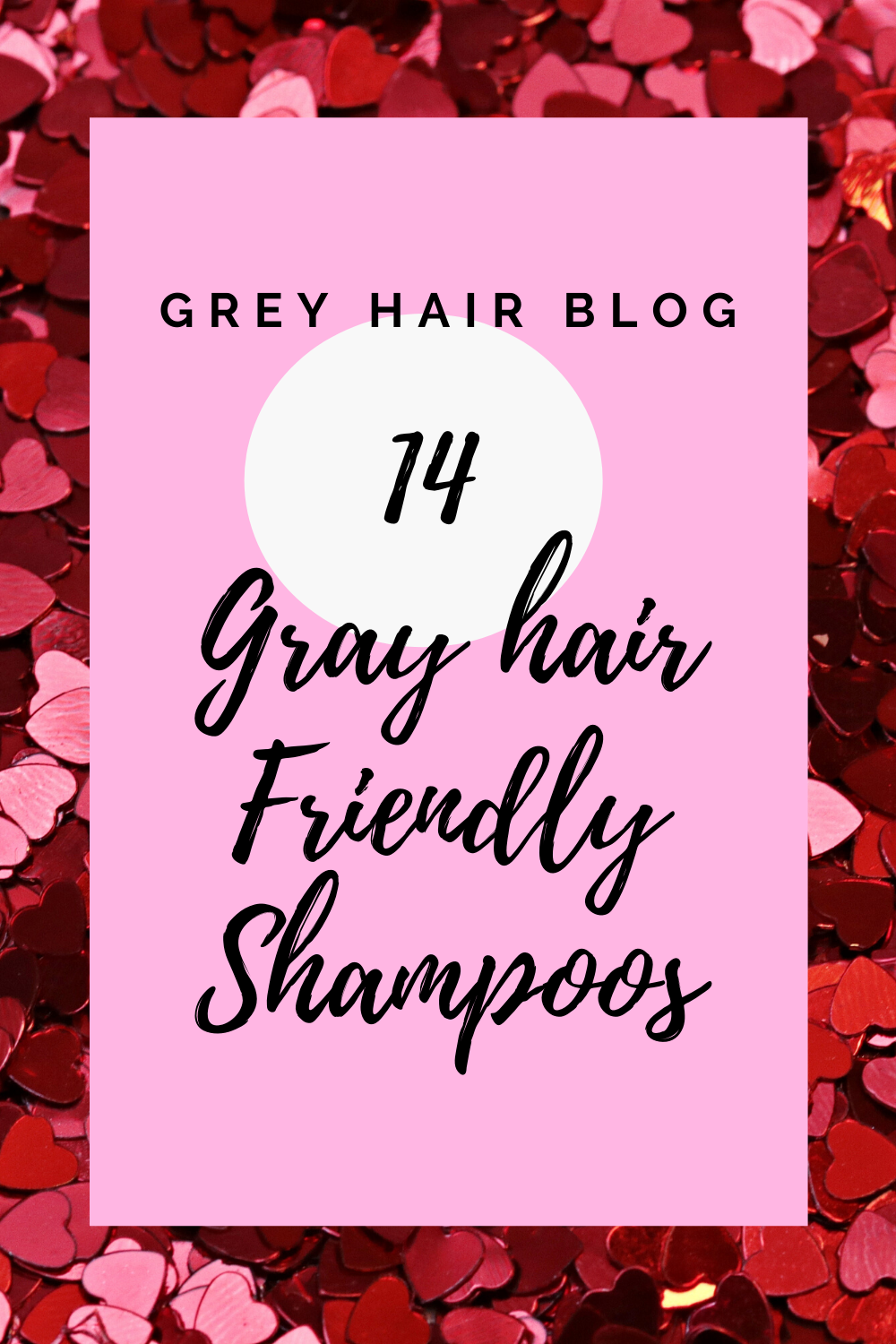 Pin on Gray Hair Care