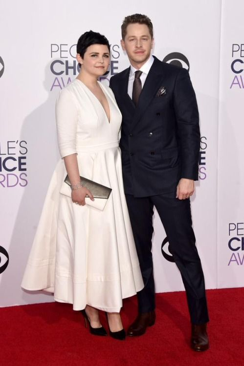 Once Upon A Time Daily Josh Dallas Ginnifer Goodwin Josh Dallas And Ginnifer Goodwin