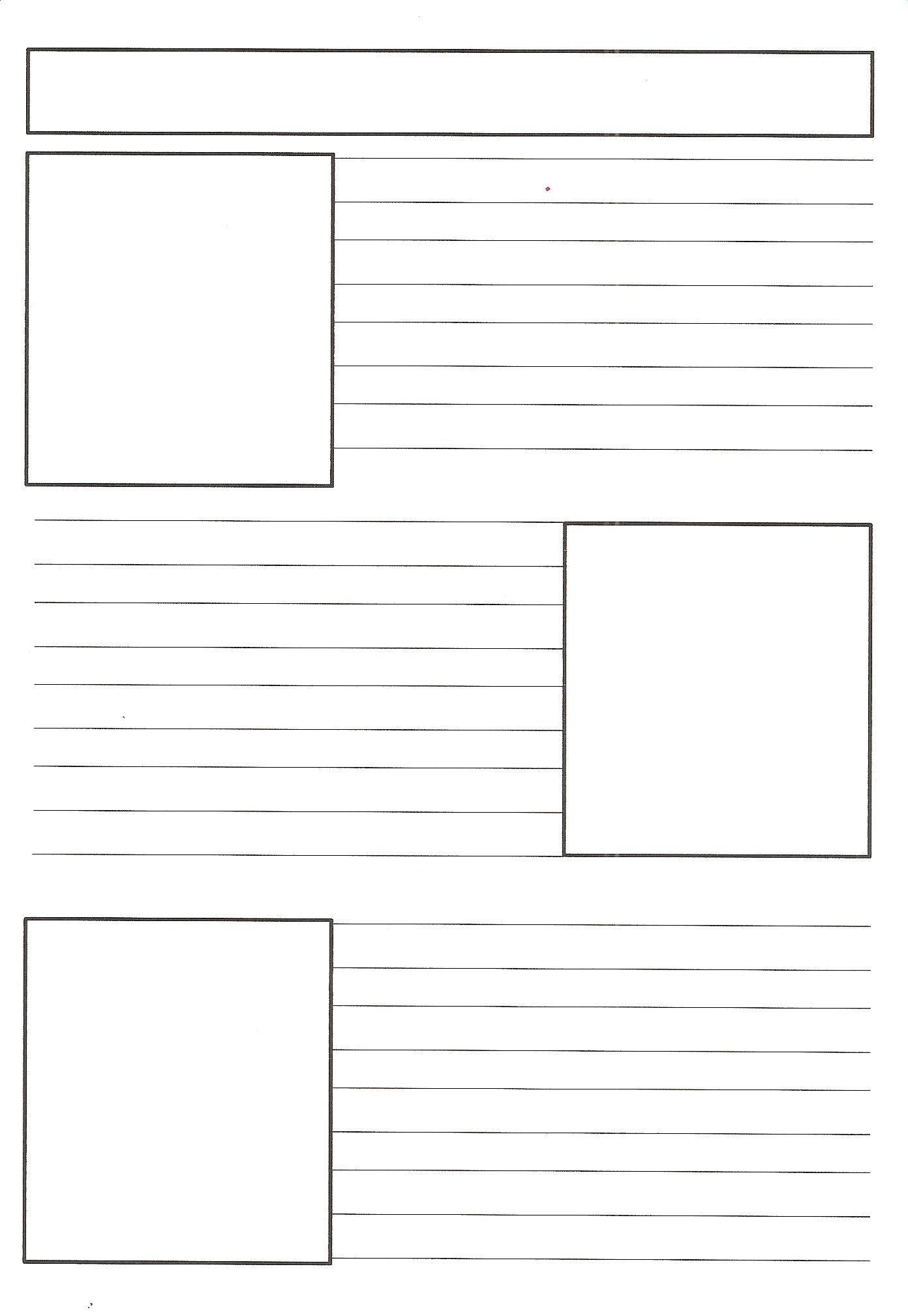 More History Notebook Pages | Organizadores gráficos, Comprensión y ...