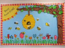 Image Result For Spring School Bulletin Board Ideas Radha
