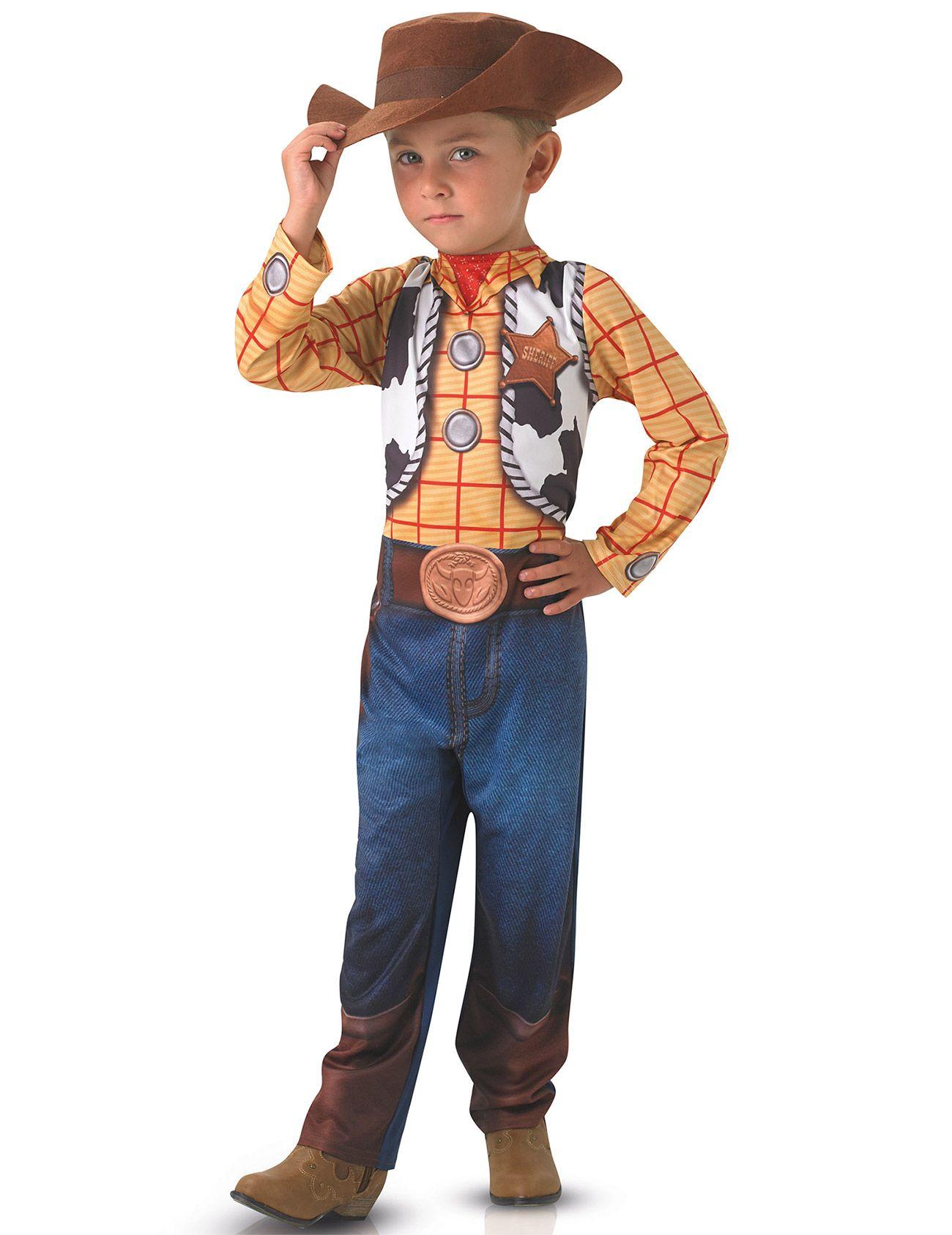 Woody Aus Toy Story Kinderkostum Gunstige Faschings Kostume Bei