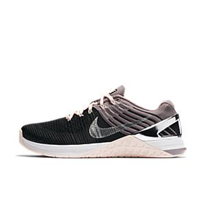 Nike Metcon DSX Flyknit Chrome Blush Women's Training Shoe