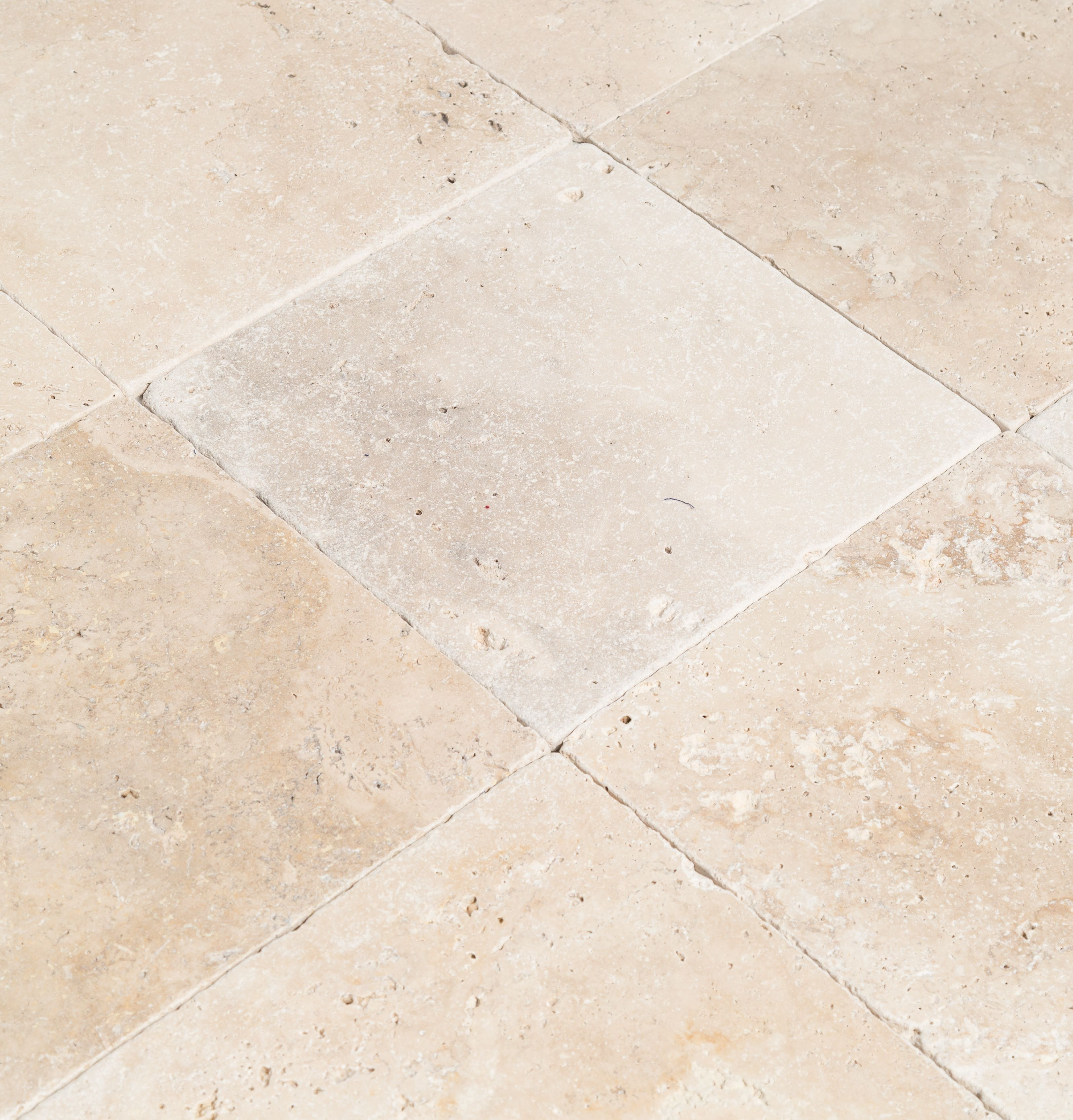 Travertine Tile - Tumbled | Travertine tile, Travertine and House ...