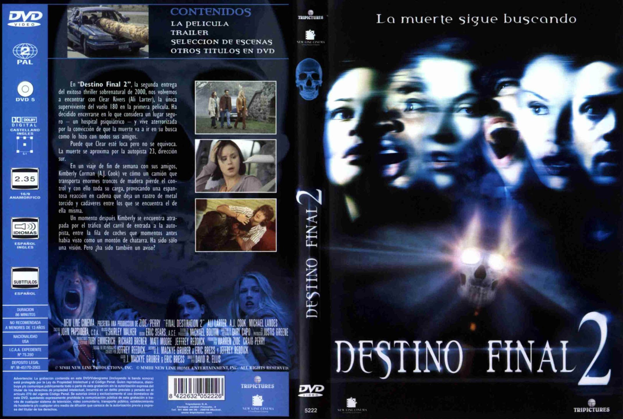 Destino Final 2 Poster Movie Posters Movies