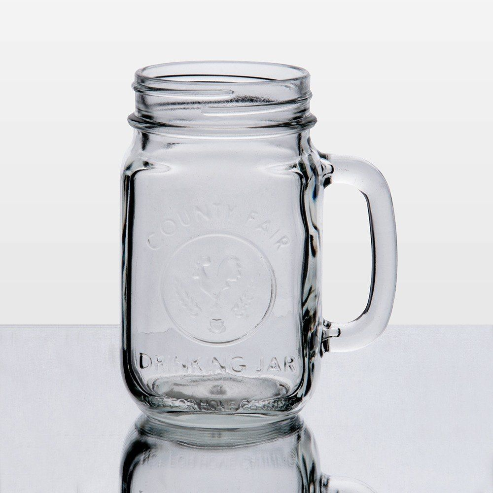 Case Of Mason Jars With Handles Wedding Tips And Inspiration