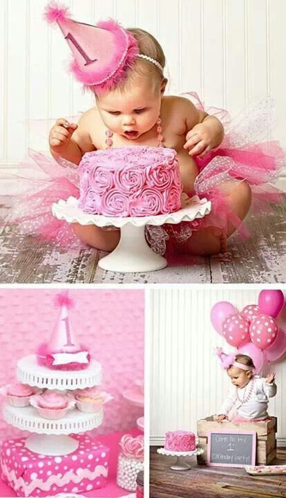 Baby Turning One Picture Ideas