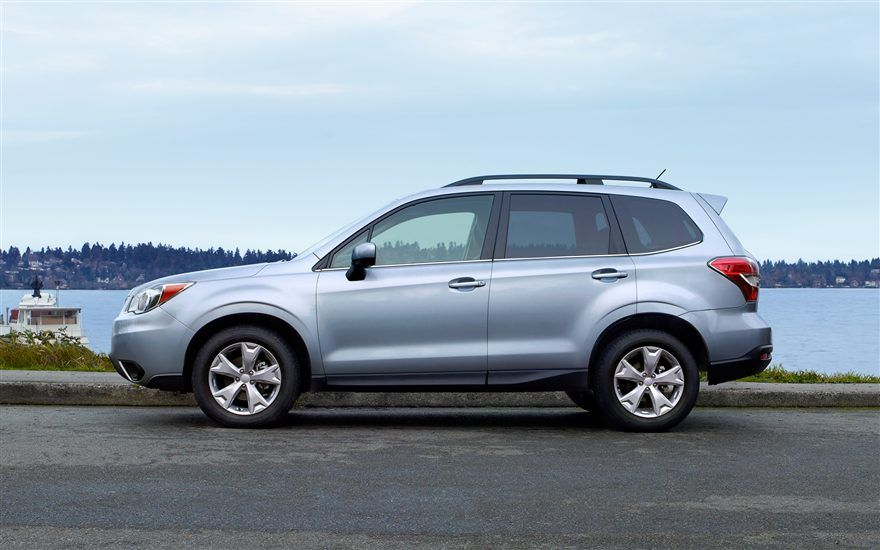 """Check out the image titled """"2015 Forester"""" from Subaru."""