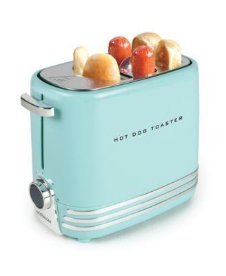 Nostalgia 2 Slot Hot Dog Toaster Aqua In 2019 Products