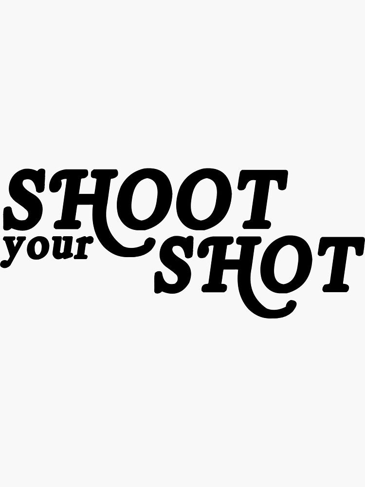 Shoot Your Shot Transparent Sticker By Nnatalieemariee In 2021 Diy Beer Pong Table Beer Pong Table Designs Beer Pong Table Painted