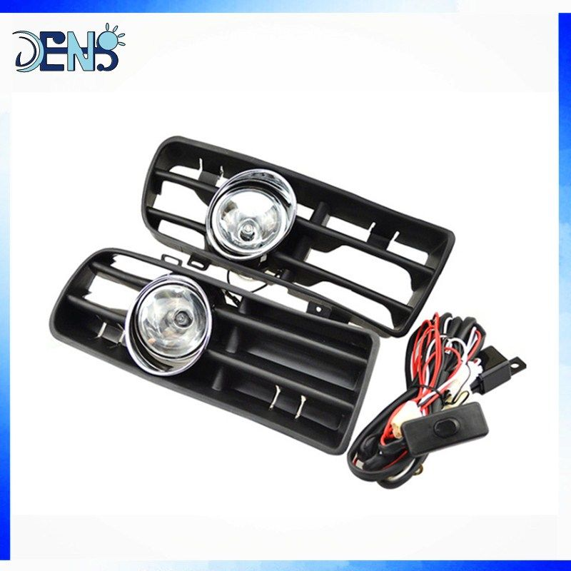 Racing Car Grills  U0026 Wiring Harness Switch Fog Light For