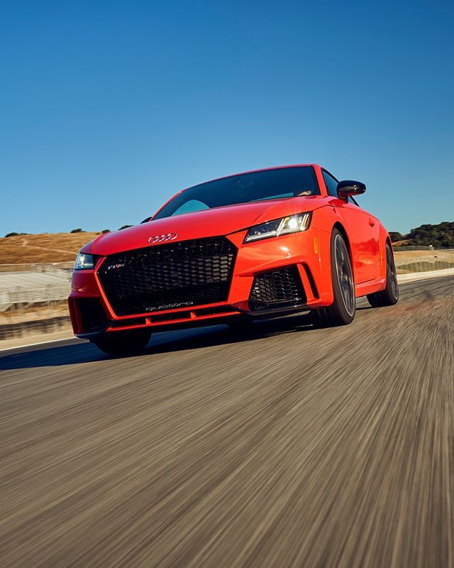 In Some Ways This All Wheel Drive Turbocharged Five Cylinder Coupe Is More Cl Ic Audi Than An R8 But Arend Bonafides Enough To Push A Golf Based Car