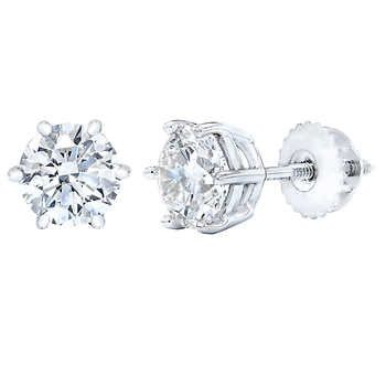 Find A Great Collection Of Diamond Studs At Costco Enjoy Low Warehouse Prices On Name Brand Products