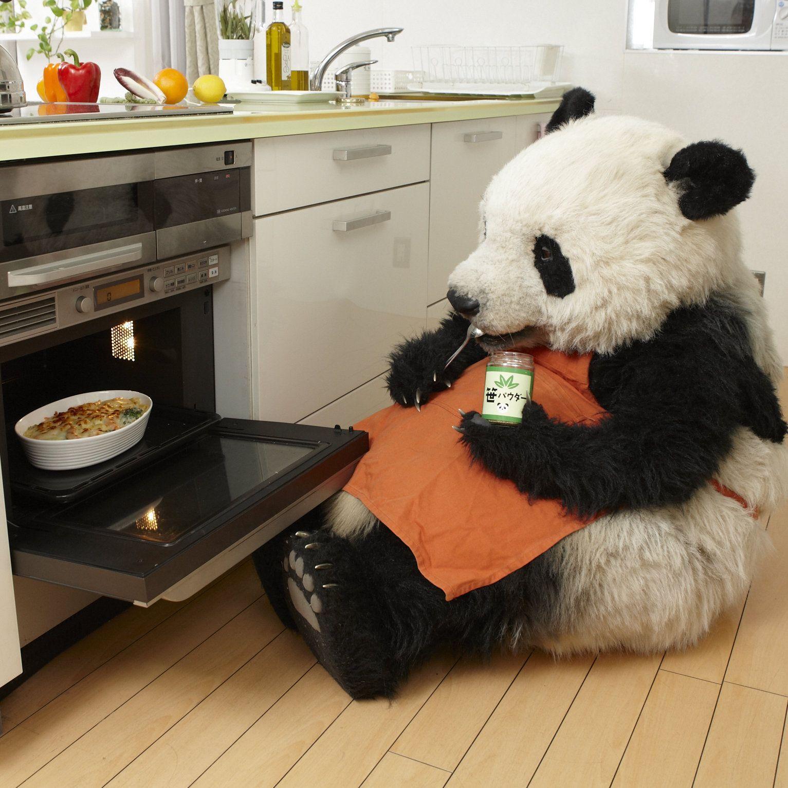 cooking_05_熱々のお皿_049 #babypandabears cooking_05_熱々のお皿_049 #babypandabears