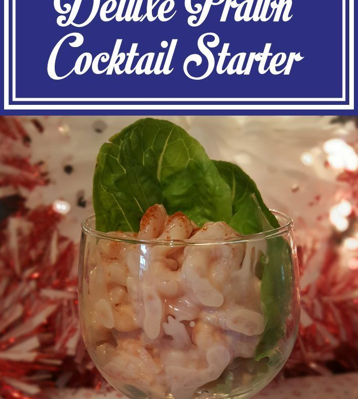 Deluxe Prawn Cocktail – Slimming World Recipe