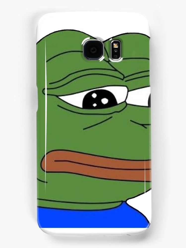 pepe the frog the original meme pepe galaxy cases skins