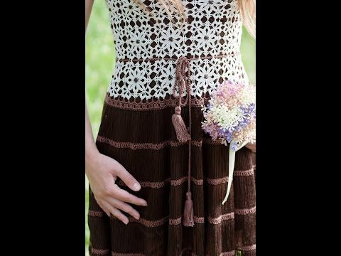 Crochet Patterns  for  crochet dress pattern books  1208