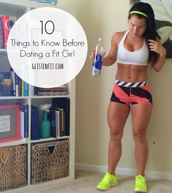 25 things to know before dating an athletic girl