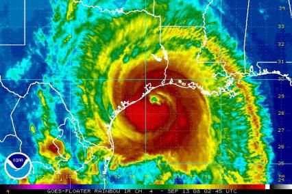Texas is Under Assault Before Hurricane Ike Even Gets Ashore