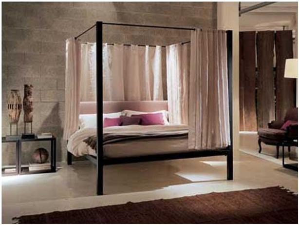 cama con dosel | furnitures and decoration | Pinterest | Camas con ...