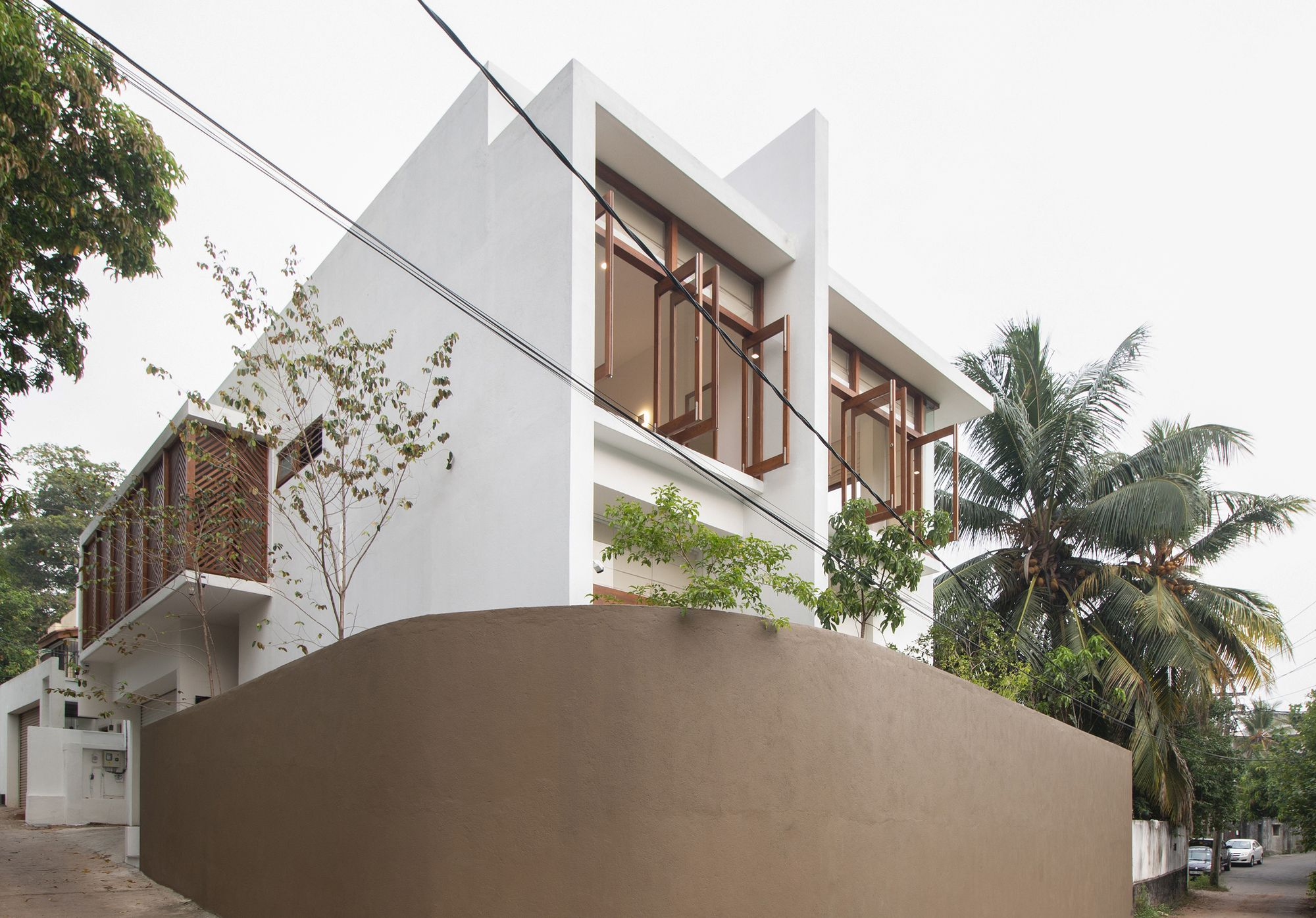 Kodikara House Lalith Gunadasa Architects In 2020 Architect