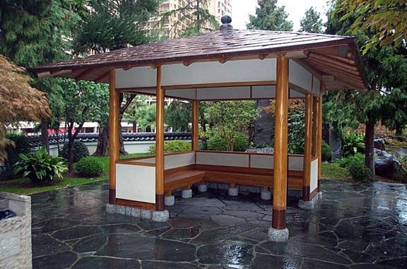 Small Japanese Tea House Larger Japanese Style Tea House On The Water Japanese Tea House Tea House Design House Design Pictures