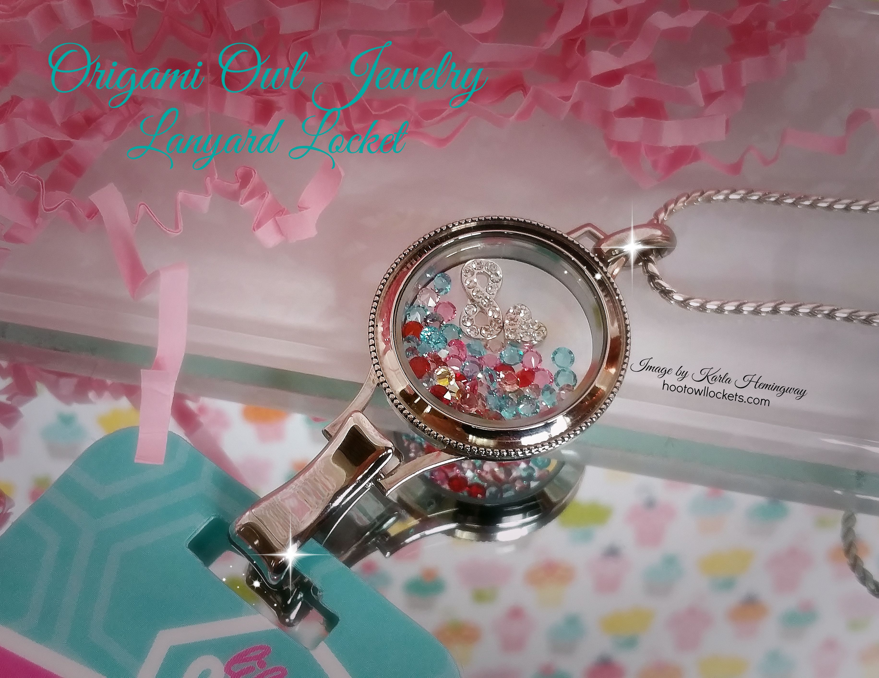 Origami Owl Jewelry. Lanyard Locket. Playing with Stardust ... - photo#12
