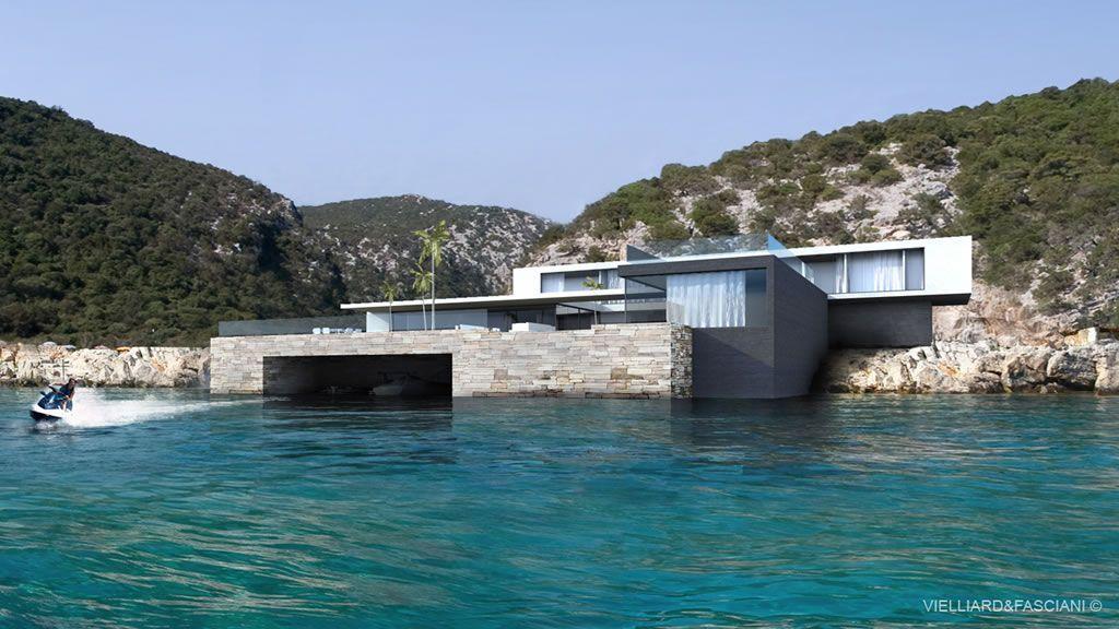cote d\'azur   Weekend house   Pinterest   Architecture, Villas and House