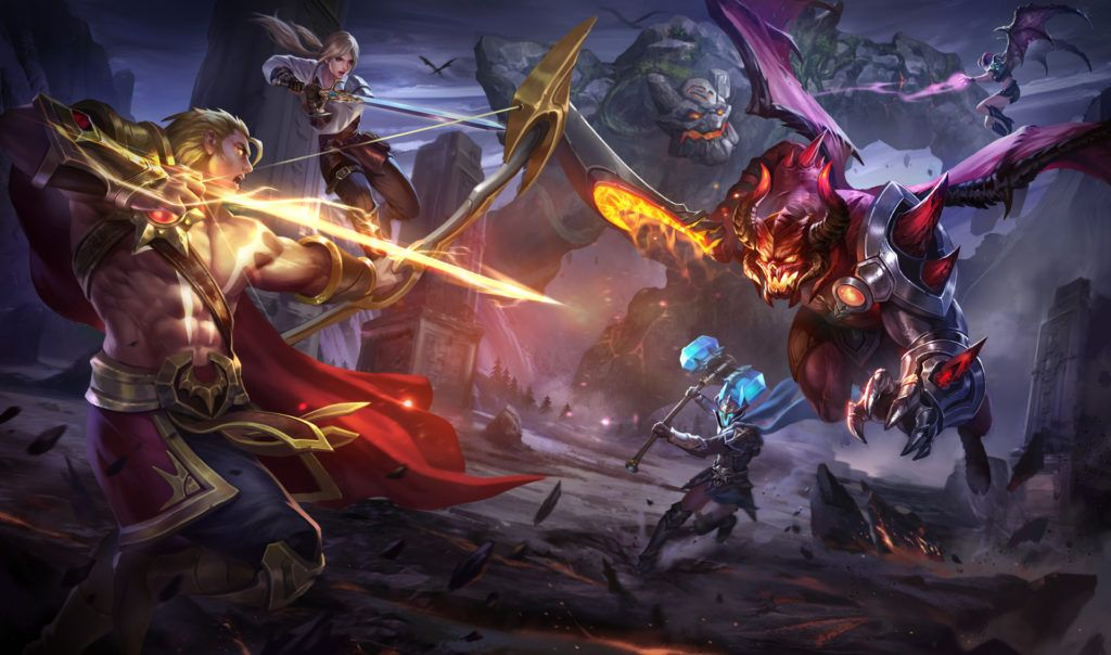 Arena of Valor Concept