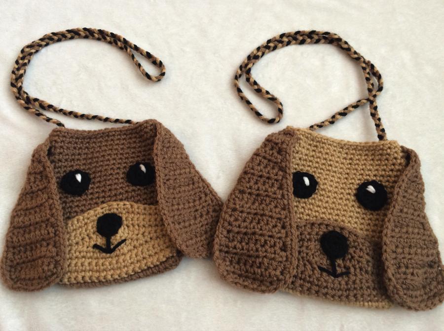 FREE- Child Purse Crochet Pattern!!! | Bolsos