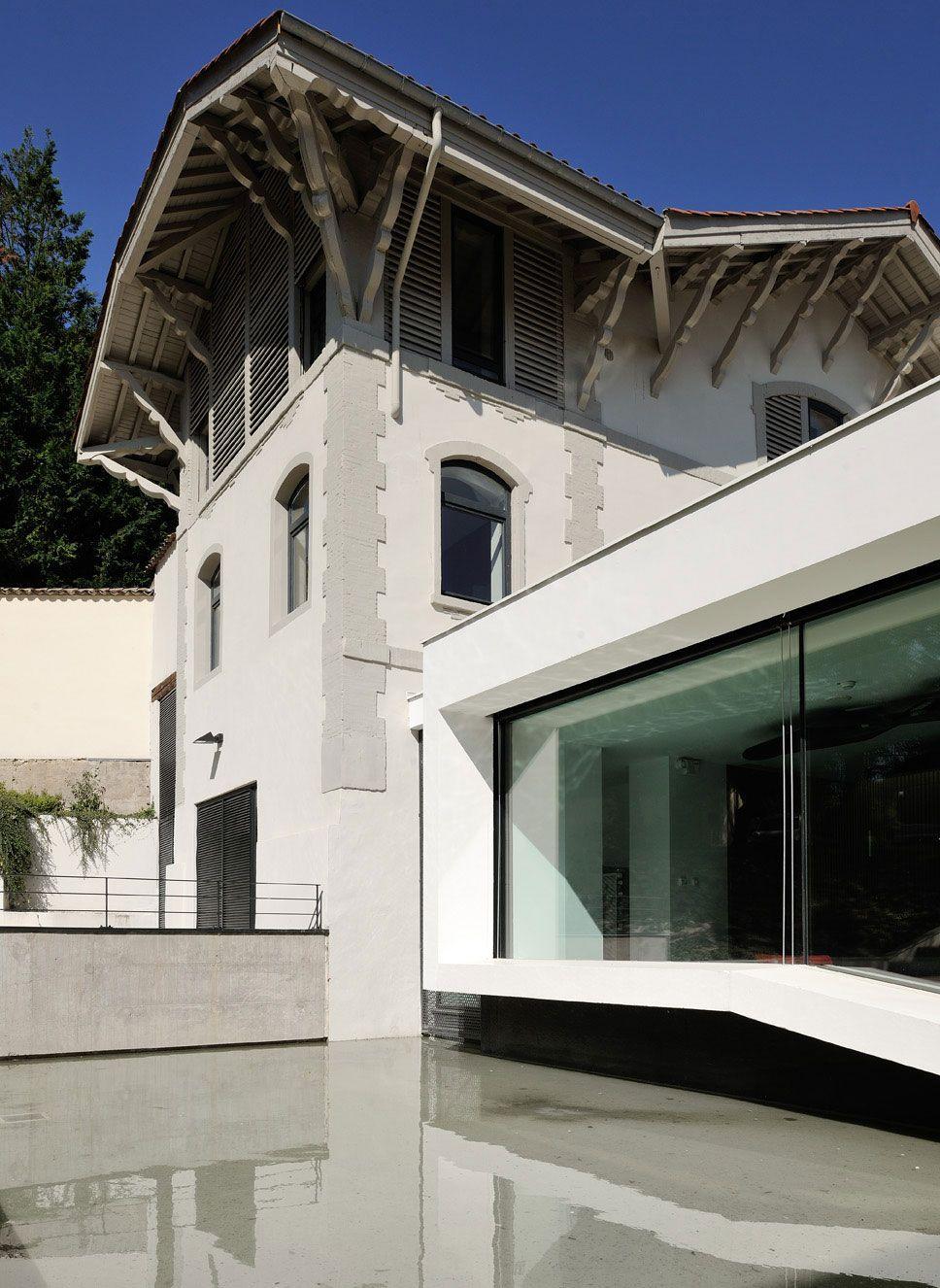 Pierre Minassian | modern vs traditional architecture | Pinterest ...