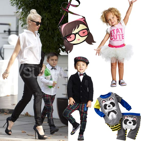 Exclusive Take A First Look At Gwen Stefani S Harajuku Mini Line For Target Harajuku Girls Gwen Stefani Harajuku Fashion Harajuku Girls