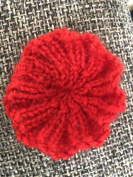 Remembrance Day Poppy Knitting Pattern | Knitted poppies ...