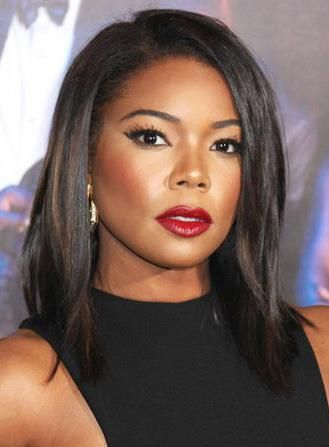 Gabrielle union medium straight lace front human hair wig 12 gabrielle union medium straight lace front human hair wig 12 inches pmusecretfo Choice Image