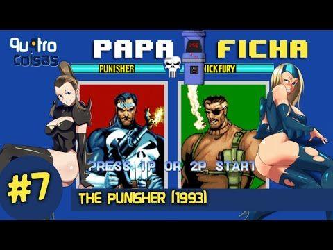 GAMEPLAY: THE PUNISHER - PAPAFICHA #7