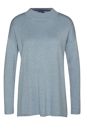 TOM TAILOR Pullover Pullover mit Turtle-Neck