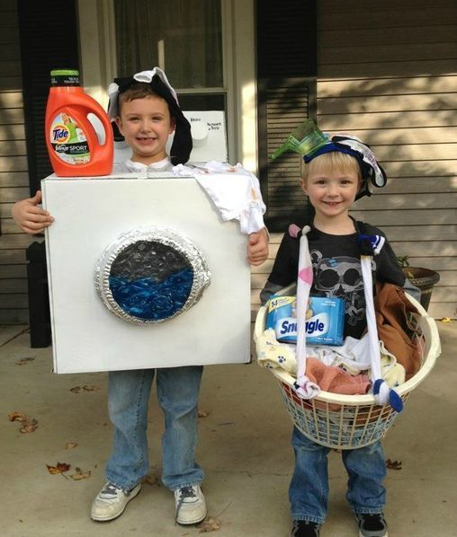 39 costumes for kids that are so creative and simple its scary - Simple And Creative Halloween Costumes
