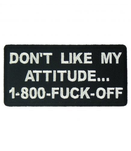 Fuck Off Quotes Classy Fuck Off Quotes And Sayings  Don't Like My Attitude 1800Fuck