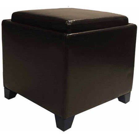 Brilliant Contemporary Storage Ottoman With Tray Multiple Colors Short Links Chair Design For Home Short Linksinfo