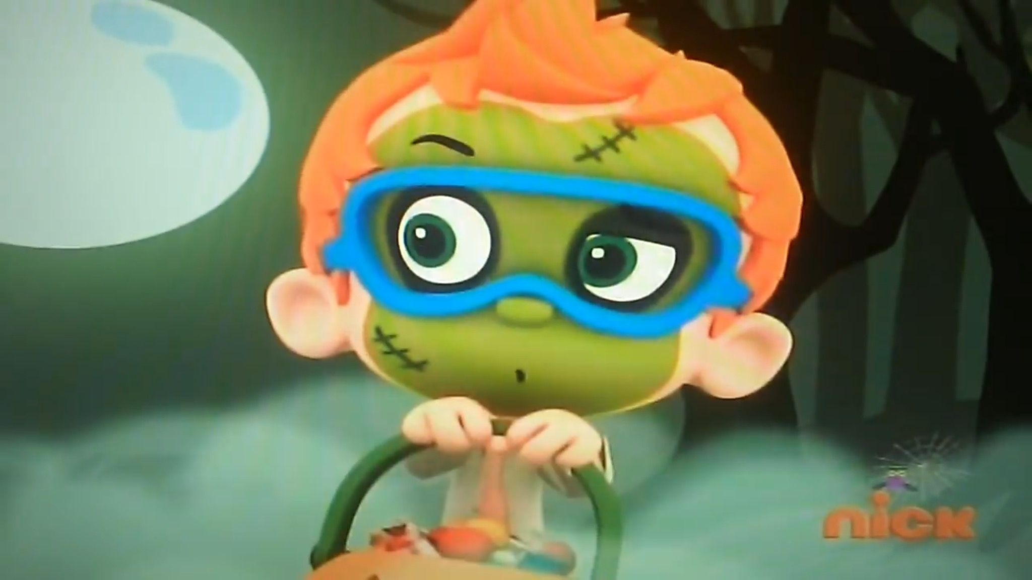 Image - Nonny and oona title.png - Bubble Guppies Wiki  |Bubble Guppies Nonny Happy