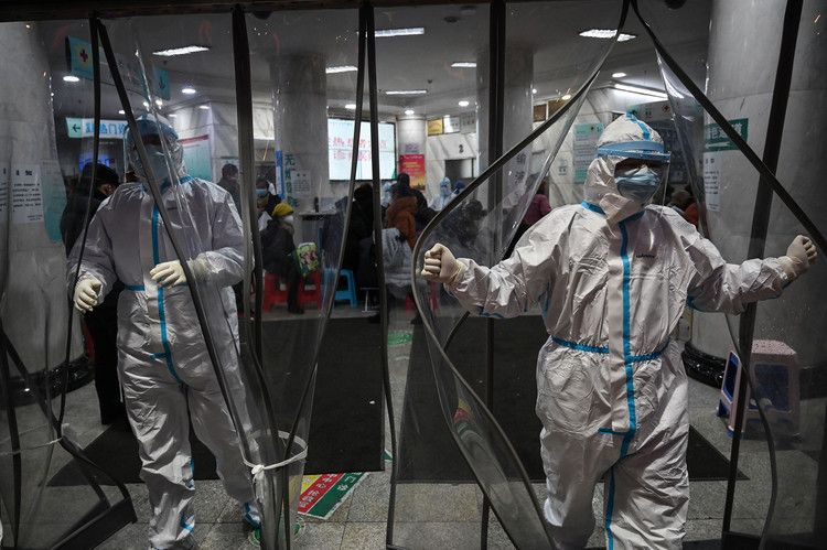 China S Unprecedented Quarantines Could Have Wider Consequences