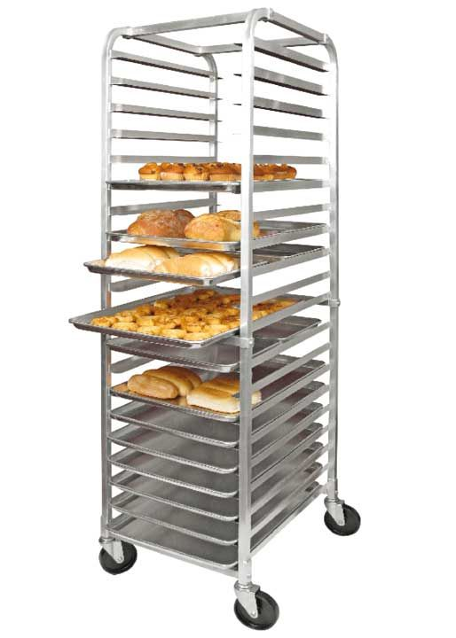 Winco Bun Pan Rack Industrial Kitchen Storage Want For Pottery