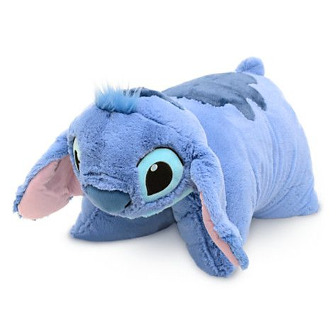 Stitch Plush Pillow Bedding Disney Store With Images Disney Pillow Pets Disney Pillows Animal Pillows