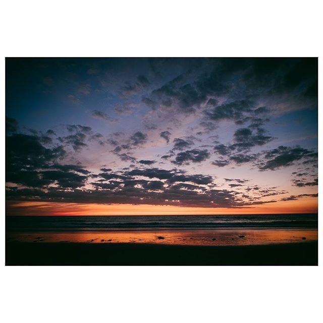 Winter sun. San Diego 2018 #sunset #sunsets #film #sandiego #sky