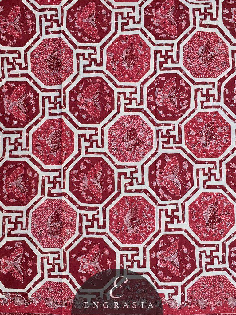 Batik Tulis Cirebon KABATCIW2656 Engrasia Produk