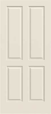 4 Panel Raised Panel Interior Doors (Amanda Likes This Over 6 Panel Doors