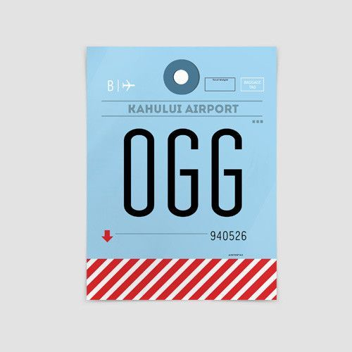OGG - Poster | Products | Pinterest