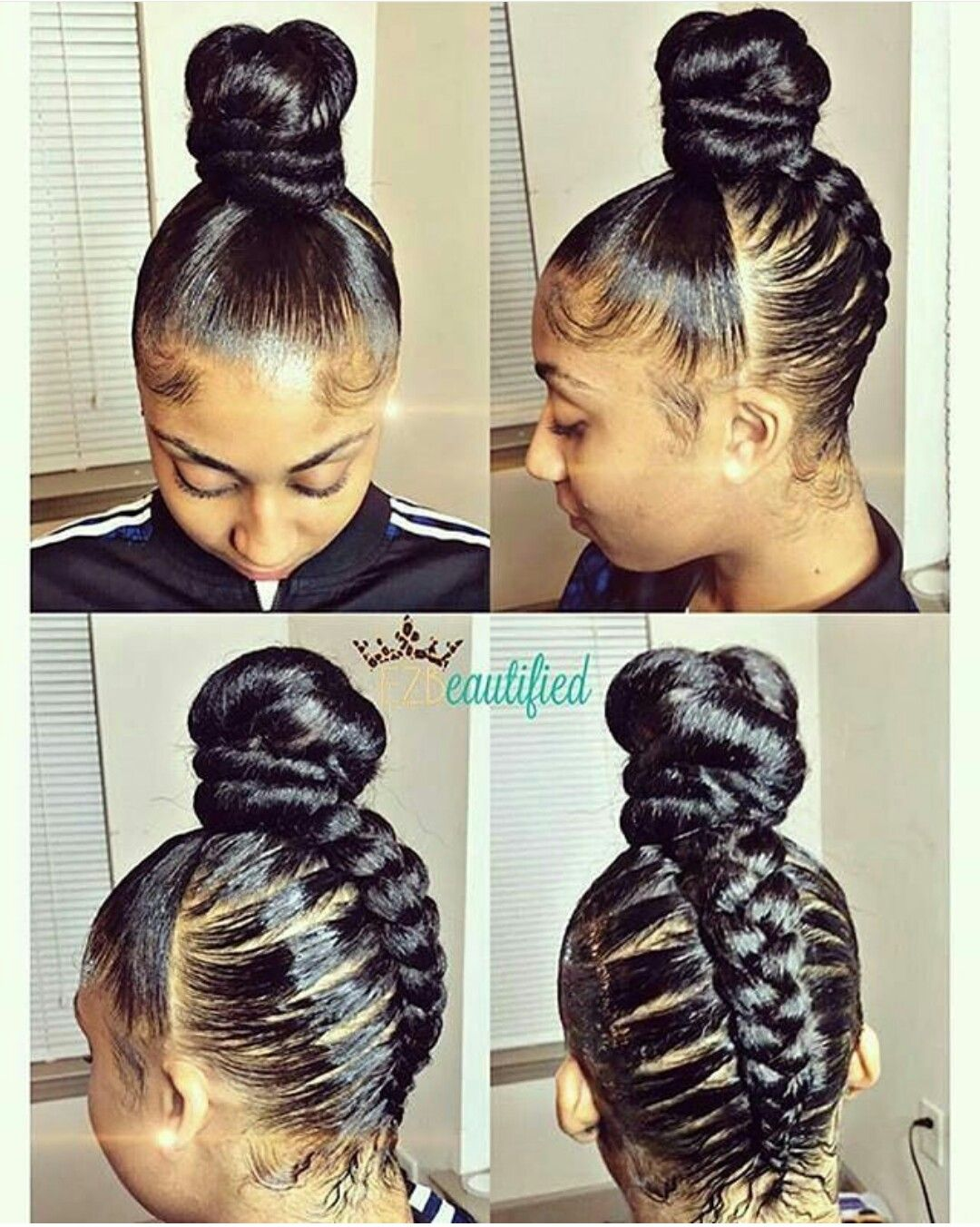 Pin By Charlene Robinson Baylor On Hairstyles For Me Natural Hair Styles Hair Thick Hair Styles