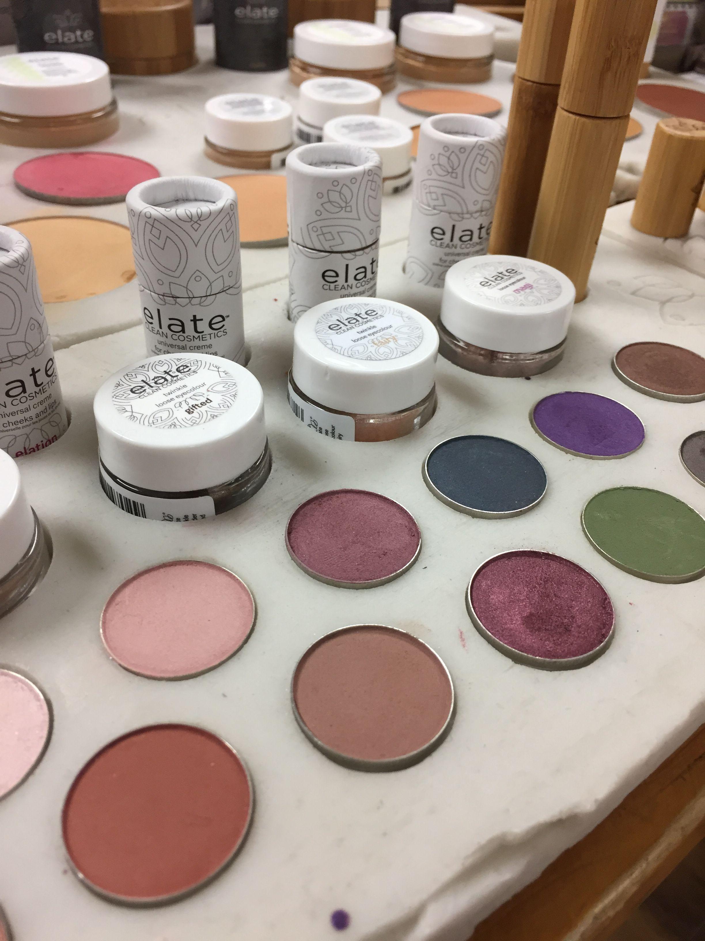 Elate cosmetics eye shadows. Elate cosmetics, Clean