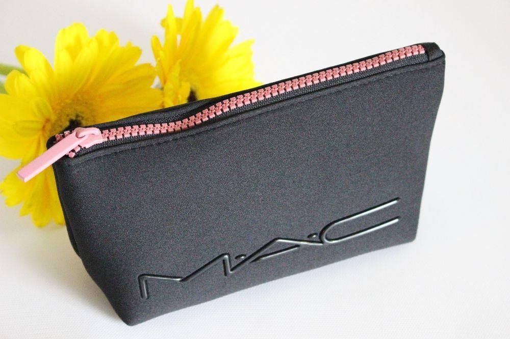 Ebay Schlafzimmerschrank ~ Mac black neoprene cosmetics bag #mac $16.50 available @ stores.ebay