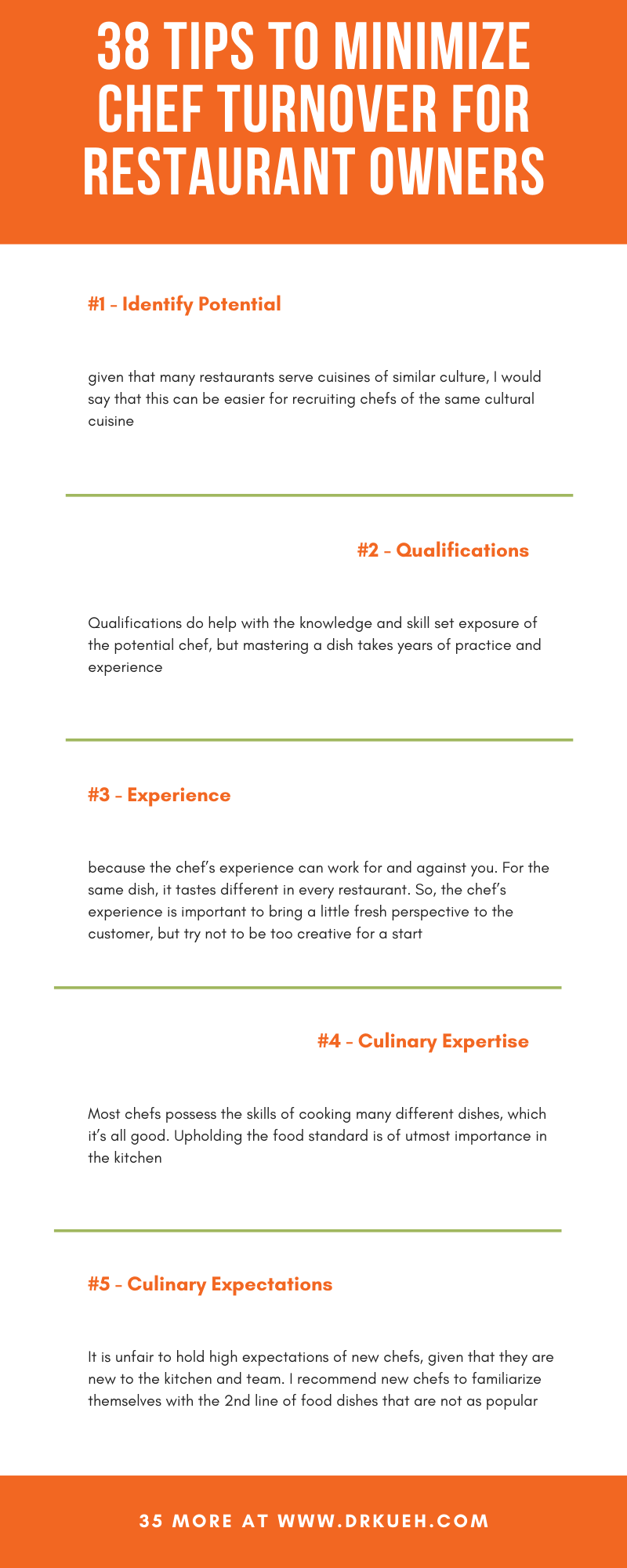 minimizing chef turnover can be a tricky business for senior desktop support engineer resume teacher cv sample doc sales and marketing